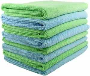 SecurOMax Thick Microfiber Cloth Towels
