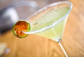mixology.  Awesome resource for cucumber gin martini recipes...