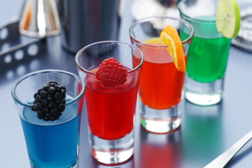 Vodka jello shot recipe slideshow