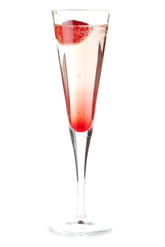 The Champagne Cocktail Recipes — Dishmaps