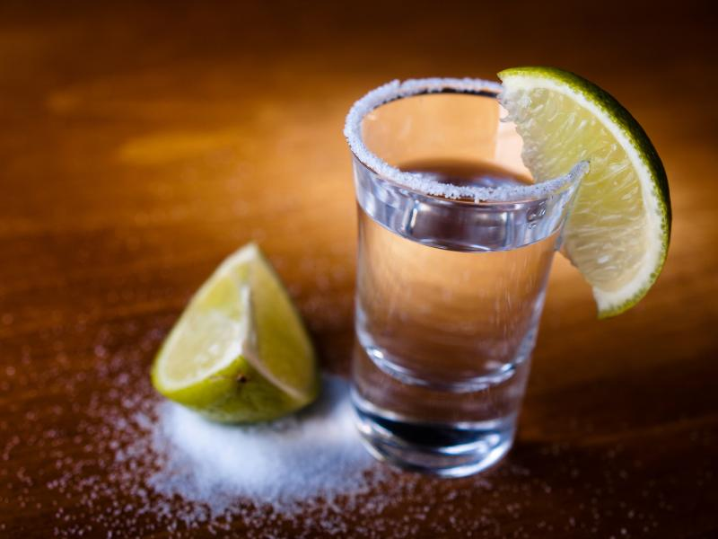 Tequila drink recipes slideshow for Best tequila shot recipes