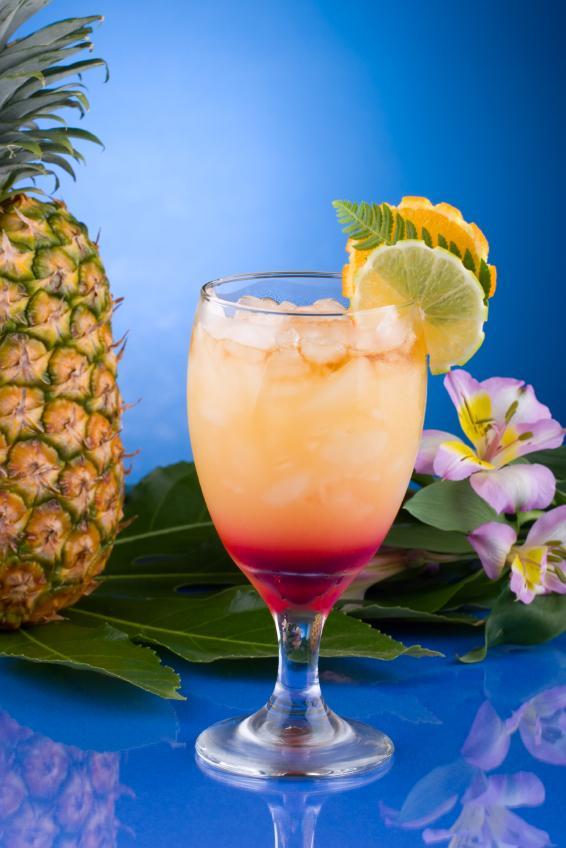 tropical drink recipes slideshow. Black Bedroom Furniture Sets. Home Design Ideas