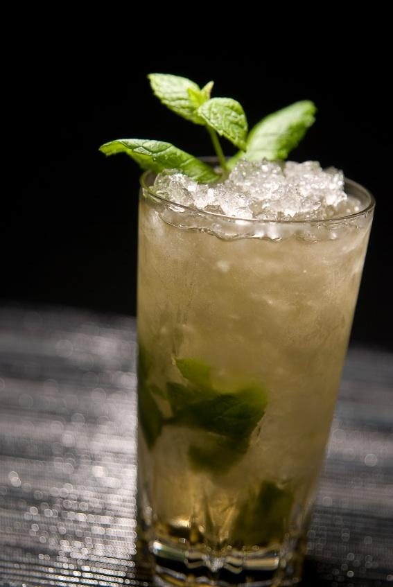 Make a Mint Julep [Slideshow]