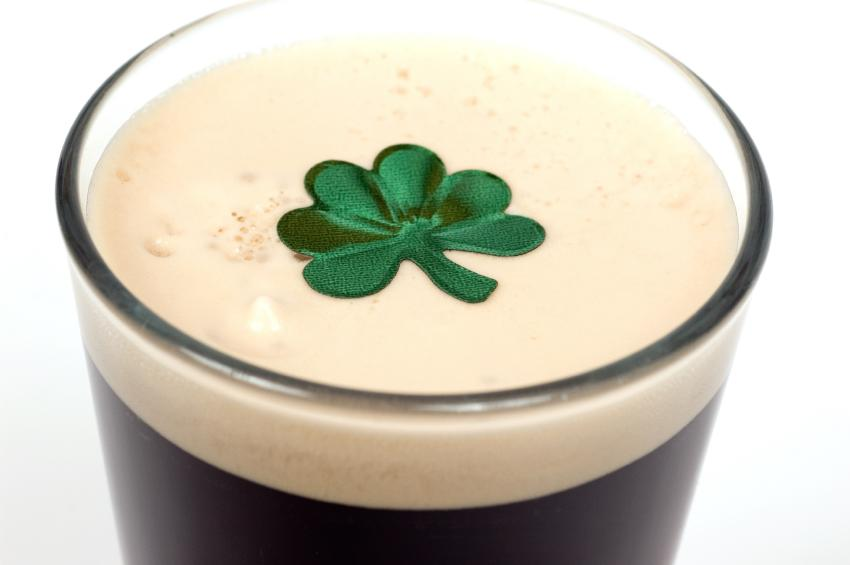 st patrick day drink ideas