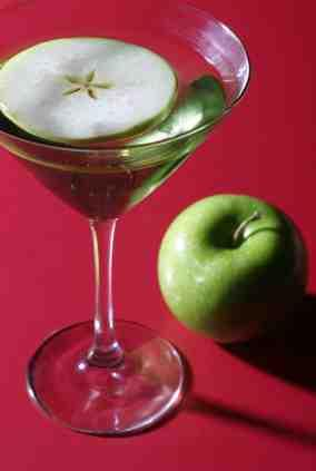 Sour Appletini