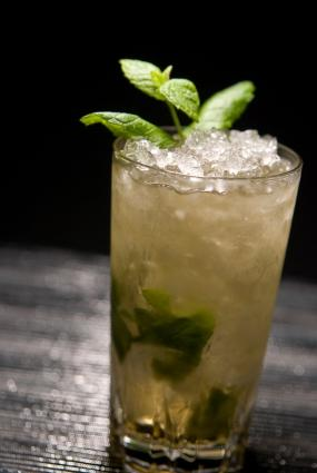Make a Mint Julep