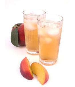 Peach Breeze Drink