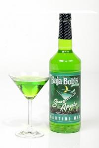 Baja Bob's Sour Apple Martini Mix