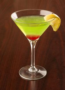 Honeydew Martini