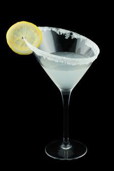Sambuca Citrus Martini