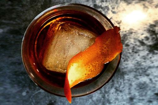 Whiskey Cocktail