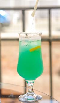 malibu rum drink