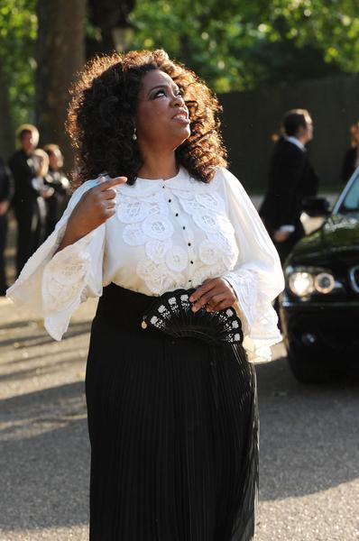 Oprah Winfrey Scholarship [Slideshow]  Oprah Winfrey S...