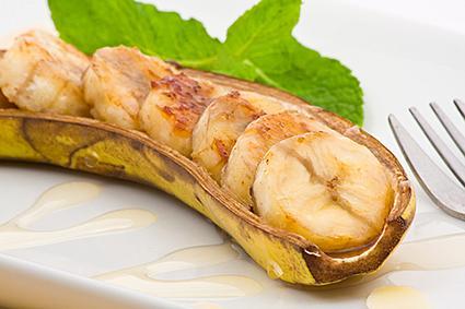 Baked Bananas Recipes