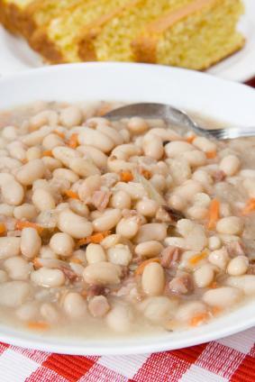 Good Ham Bean Soup