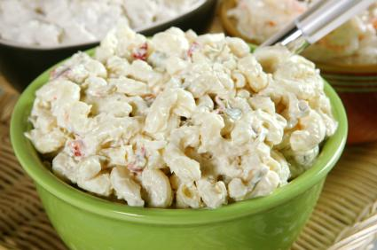 delicious macaroni salad recipes