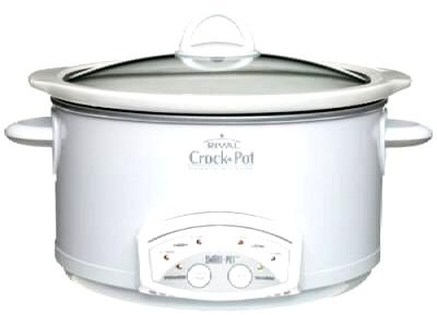 slow cooker Rival crock pot