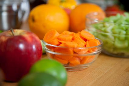 Carrot Celery Salad