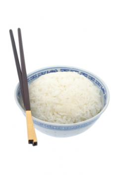 Hot rice