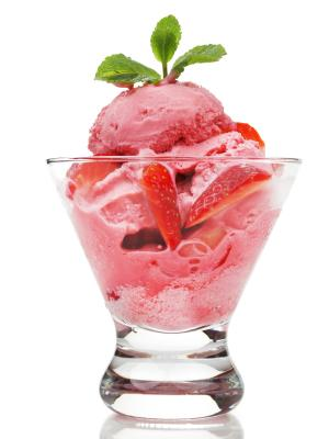 Strawberry Sherbet Recipe