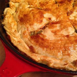 Pot Pie Skillet