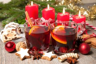 Wassail for Christmas brunch