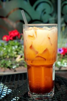 Iced Thai Coffee