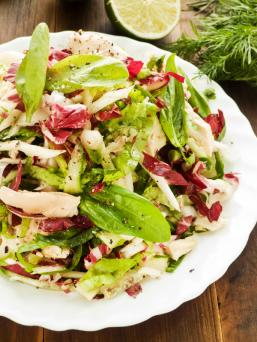 Chicken and Fennel Salad