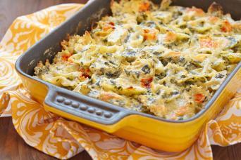 Swiss chard casserole
