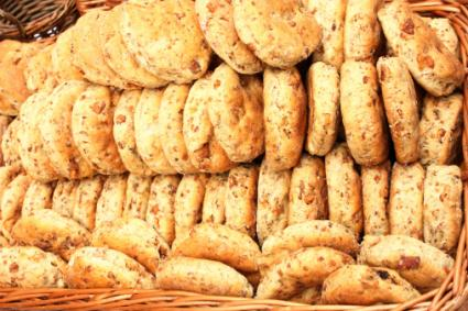 Biscuits with cracklings