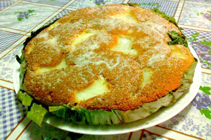 Bibingka dessert