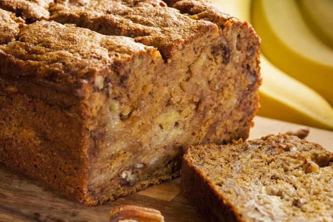 moist banana bread recipe