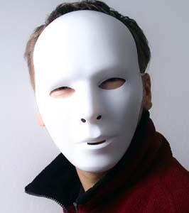 Really Scary Masks [Slideshow]