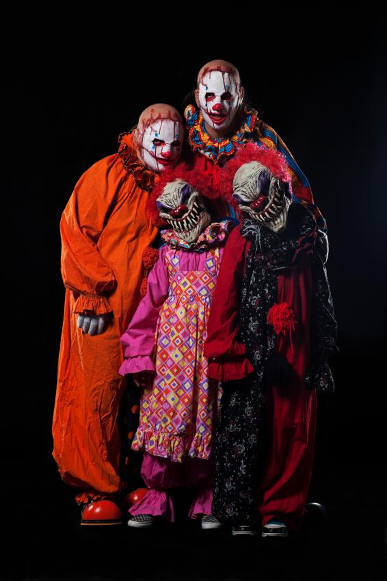 Group Halloween Costumes Gallery