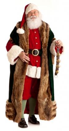Old Word Santa