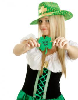Lucky Lass costume
