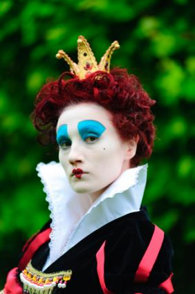 The Red Queen; Copyright Anna Yakimova at Dreamstime.com