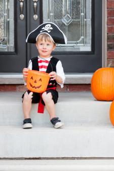toddler pirate