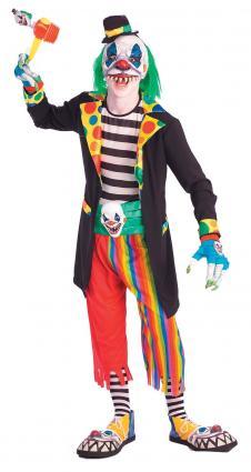 Teen Evil Clown costume at Amazon.com