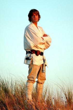 Luke Skywalker Halloween Costume