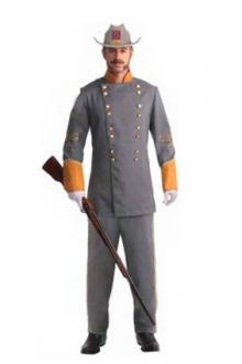 Confederate Officer Costume