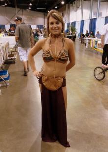 princess leia Bikini costume
