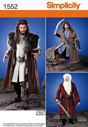 male wood elf costume