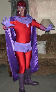 Magneto costume