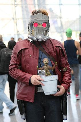 Guardians Of The Galaxy Themed Costumes
