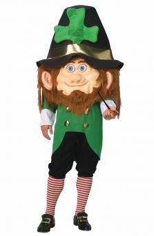 oversized leprechaun costume