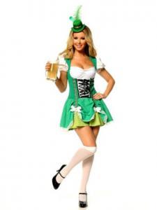 sexy irish lass costume
