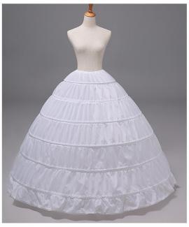 6 hoop petticoat