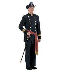 Tabi's Characters Men's Civil War Union Officer Theatrical Costume