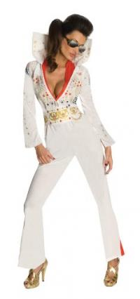 Elvis Woman's Secret Wish Jumpsuit